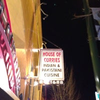 Photo taken at House of Curries by Nosakhare I. on 1/30/2013