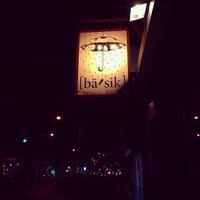 Photo taken at Ba'sik by Brandon G. on 10/19/2014