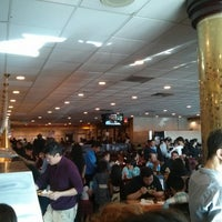 Photo taken at New Town Super Buffet by Xavier R. on 11/9/2013