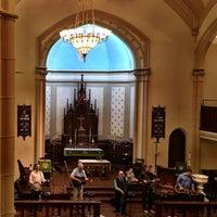 Photo taken at Evangelical Lutheran Church by David S. on 9/11/2016