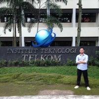 Photo taken at Telkom Engineering School (TES) by Herlambang E. on 6/21/2013