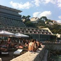 8/11/2012 tarihinde Nathalie L.ziyaretçi tarafından Rixos Libertas Dubrovnik'de çekilen fotoğraf