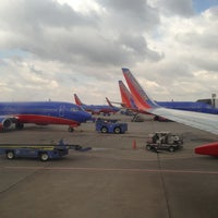 Photo taken at Gate C43 by akaSpectacular on 9/10/2013