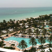 Photo taken at Fontainebleau Miami Beach by Michael L. on 5/13/2013