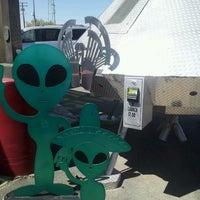 Photo taken at Alien Fresh Jerky by Alicia B. on 6/16/2013