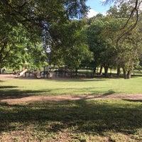 Photo taken at Lindsley Park by Elizabeth M. on 10/5/2016