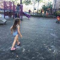 Photo taken at John Jay Playground by David S. on 8/14/2016