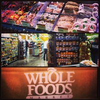 Photo taken at Whole Foods Market by Kay F. on 3/26/2013