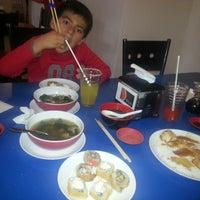 Photo taken at Sushi Time by pedro m. on 8/8/2014
