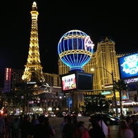 Photo taken at Paris Hotel & Casino by Maxim R. on 3/4/2013