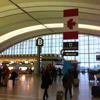 Photo taken at Toronto Pearson International Airport (YYZ) by Ralph C. on 10/21/2013