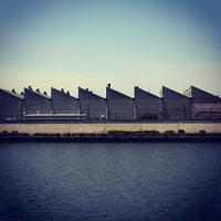 Photo taken at 神崎川河川敷 by torisuke12 on 5/18/2013