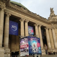 Photo taken at Grand Palais by André Ricardo F. on 12/24/2012