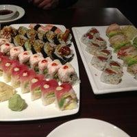 Photo taken at Oishii by Shayna W. on 12/17/2012