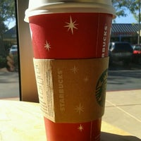 Photo taken at Starbucks by Cyndi on 11/3/2012