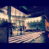 Photo taken at Baruch College - William and Anita Newman Vertical Campus by Tom R. on 10/16/2012