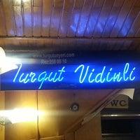Photo taken at Turgut Vidinli by Gökay M. on 7/19/2013