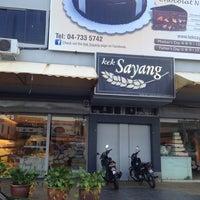 Photo taken at Kek Sayang by Señorita R. on 2/9/2013