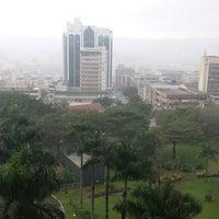 Photo taken at Sheraton Kampala Hotel by BullVight on 9/21/2014