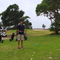 Photo taken at Mollymook Golf Club by Fady D. on 1/19/2014