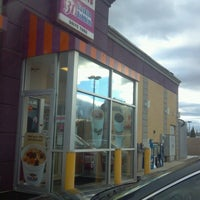 Photo taken at Dunkin' Donuts by Sala V. on 11/3/2012