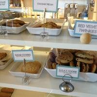 Photo taken at Sweetness Bake Shop & Cafe by Dora S. on 1/13/2013