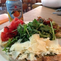 Photo taken at Vapiano by Alexa T. on 5/10/2013