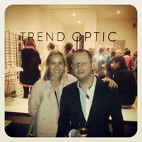 Photo taken at Trend Optic by Aenea E. on 11/22/2013