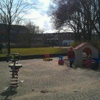 Photo taken at Nassauplein by Meииo on 4/13/2013