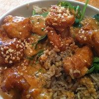 Photo taken at Tin Drum Asian Kitchen by Kristen O. on 1/21/2013