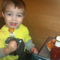 Photo taken at Maples Restaurant & Pizza by Matt M. on 11/25/2012