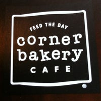 Photo taken at Corner Bakery Cafe by Tyson S. on 12/9/2012