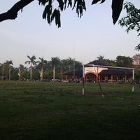 Photo taken at Lapangan Mataram by senopati D. on 5/31/2014