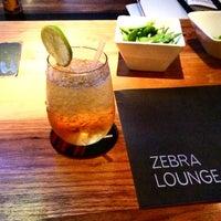 Photo taken at Zebra Lounge by Javid G. on 12/13/2014