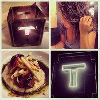 Photo taken at Tinderbox Kitchen by Dalton H. on 9/8/2013