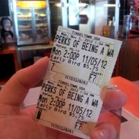 Photo taken at Cinemark Tinseltown 14 - Newgate by Amy M. on 11/5/2012