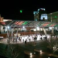 Photo taken at Silver Spring Ice Rink at Veterans Plaza by Silver Spring Ice Rink at Veterans Plaza on 3/10/2016