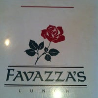 Photo taken at Favazza's by Paul S. on 7/20/2013