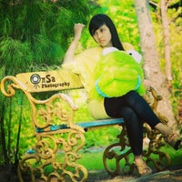 Photo taken at Taman Mini Maerokoco by Sentonk N. on 1/19/2013
