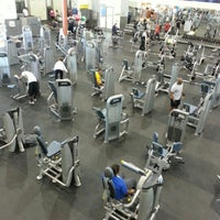 Photo taken at 24 Hour Fitness by Timothy S. on 12/26/2012