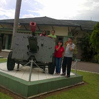 Photo taken at Divisi 1 Infanteri Kostrad Cilodong by enggi on 1/27/2013