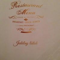 Photo taken at Chilli Restaurant by Matej B. on 12/23/2013