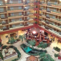 Photo taken at Embassy Suites by Eroc F. on 11/21/2012
