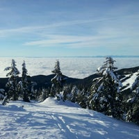 Photo taken at Cypress Mountain Ski Area by Colleen M. on 2/2/2013
