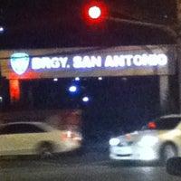 Photo taken at Brgy San Antonio Basketball Court by Angelito M. on 11/20/2013