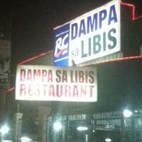 Photo taken at Dampa Sa Libis by Angelito M. on 12/12/2012