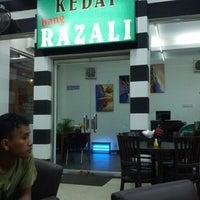 Photo taken at Kedai Kopi Bang Razali by Ceppy S. on 9/15/2012