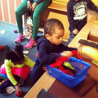 Photo taken at Children's Museum of Manhattan (CMOM) by Sara K. on 3/12/2013