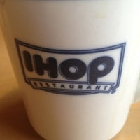 Photo taken at IHOP by Chris G. on 1/15/2013