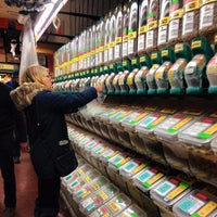 Photo taken at Park Slope Food Coop by Kat E. on 1/25/2013